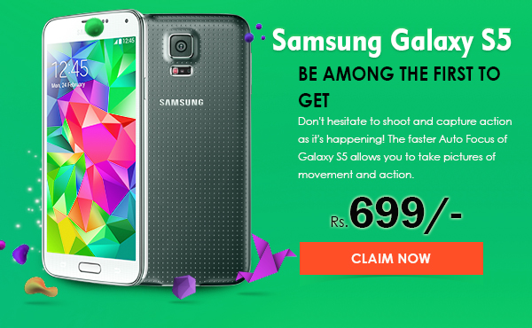 An expensive phone comes to you just for Rs .699/-
