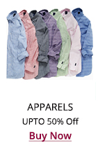 Apparels - Buy Now